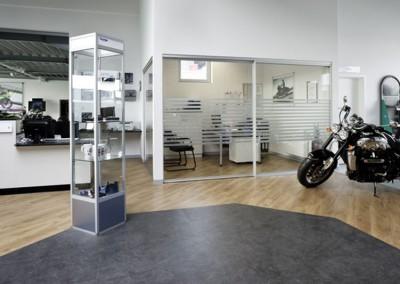 Kösler Treppenbau Avantage Raumteiler 40